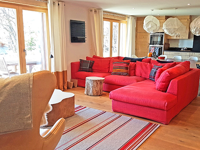 Verbier -Wohnung 4.5 rooms - purchase real estate prestige charme luxury