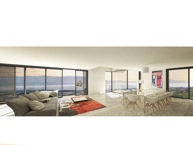 Bougy-Villars - Magnifique Villa individuelle 6.5 pièces - Vente immobilière