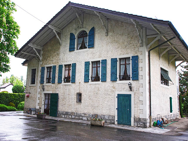 Chambesy 1292 GE - Villa individuelle 9.0 pièces - TissoT Immobilier