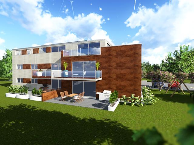 Boudry - Appartement sur plan 4.5 pièces