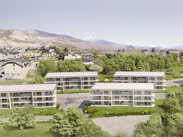 Ardon - Magnifique Appartement 2.5 pièces - Vente immobilière