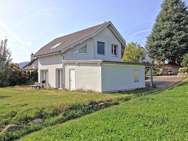 real estate - Nenzlingen - Villa 3.5 rooms