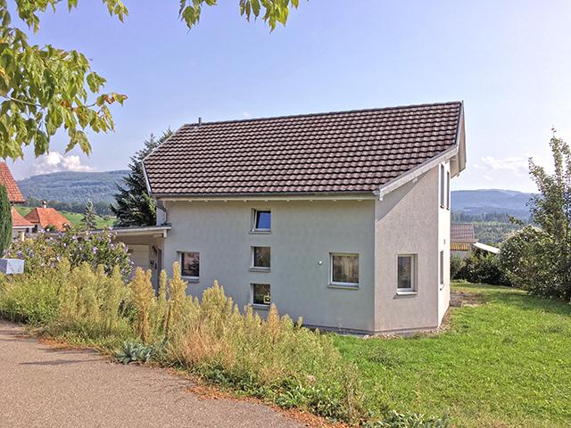 Nenzlingen 4224 BL - Villa 3.5 rooms - TissoT Realestate