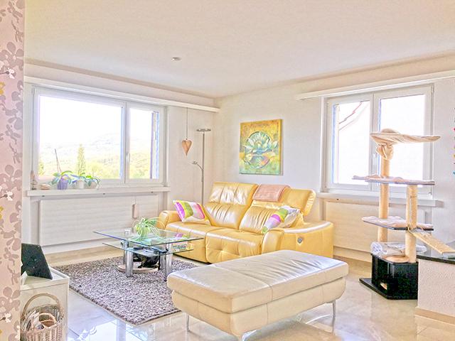 Bien immobilier - Pfeffingen - Villa jumelle 5.5 pièces