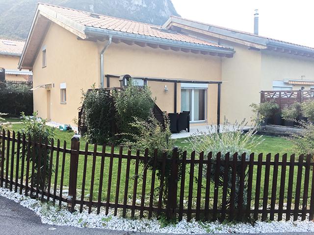 Les Evouettes - Magnifique Villa mitoyenne 7.5 pièces - Vente immobilière