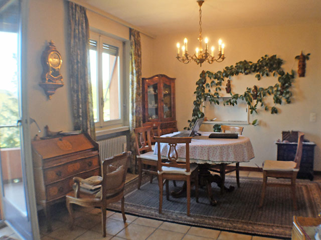 Carabbia TissoT Realestate : Villa individuelle 5.5 rooms