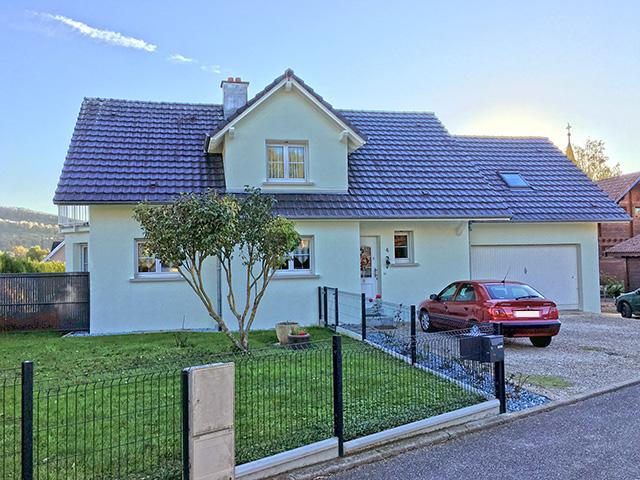 Werentzhouse 68480 F - Villa 5.5 rooms - TissoT Immobiliare