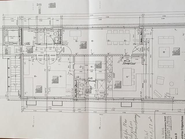Binningen TissoT Realestate : Rez-jardin 4 rooms