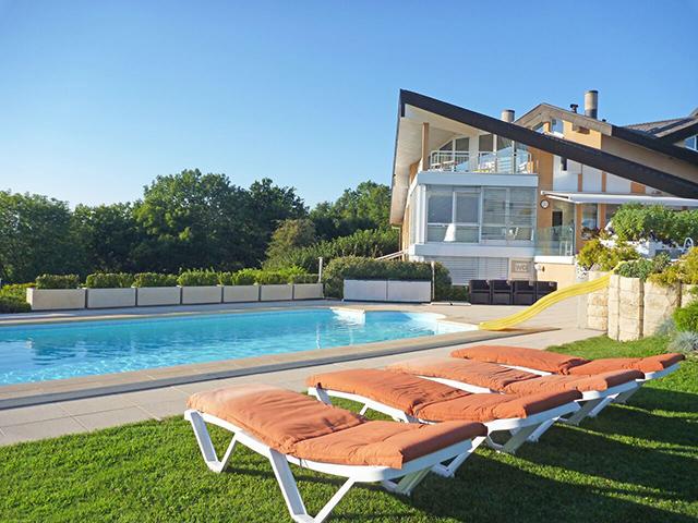 Bien immobilier - Belmont-sur-Lausanne - Villa 11.0 pièces