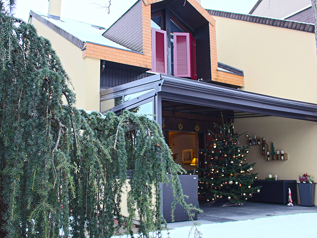 Bien immobilier - Granges-Paccot - Villa contiguë 4.5 pièces