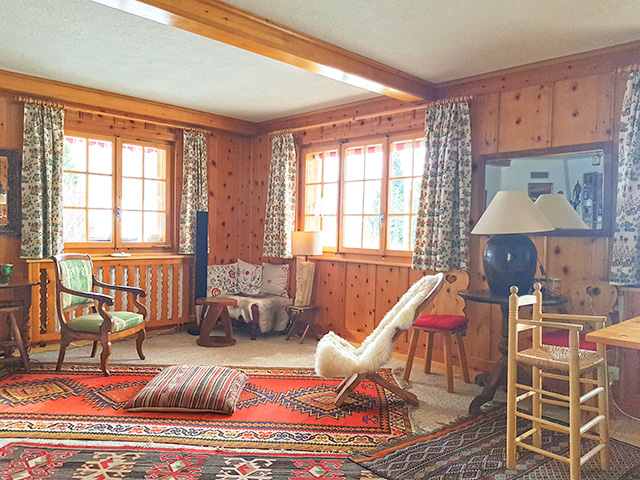 Charmey - Chalet 6.0 Zimmer - Lux-Homes Berge Alpen Immobilien Prestige Charme Luxus TissoT