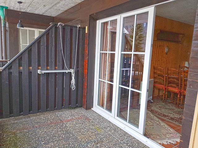 Moléson-sur-Gruyères - Appartement 2.5 Zimmer - Lux-Homes Berge Alpen Immobilien Prestige Charme Luxus TissoT
