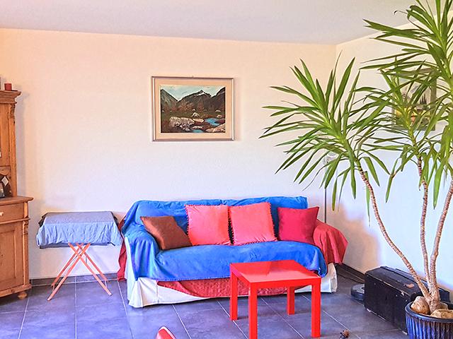 Grandsivaz - Wohnung 3.5 pièces