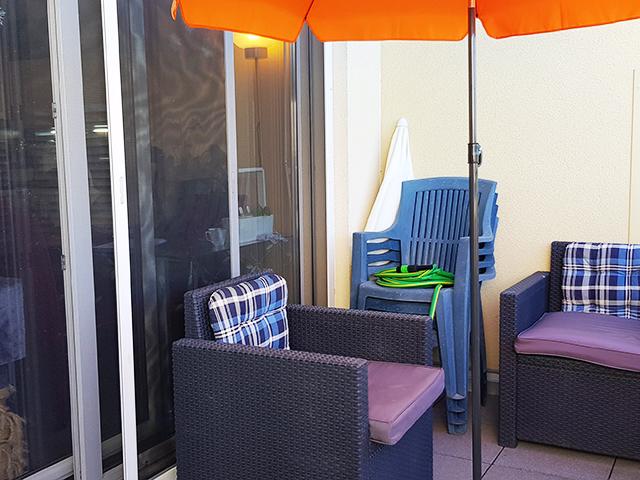 Bien immobilier - Grandsivaz - Appartement 3.5 pièces