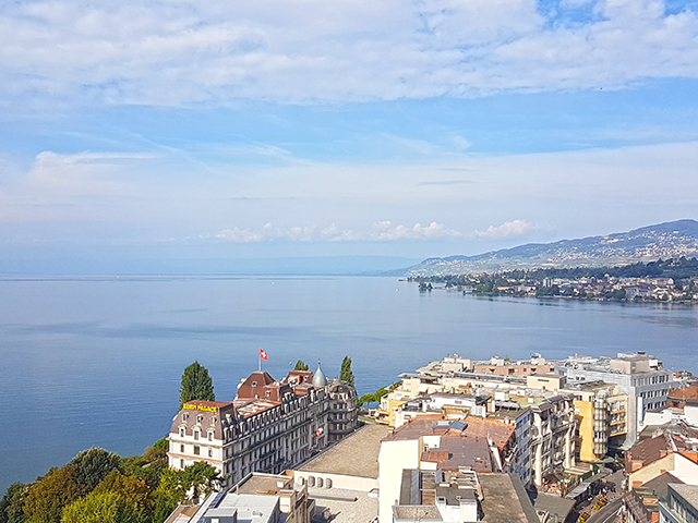 Montreux - Appartement 3.5 Zimmer - Lux-Homes Seeufer Seeanstoss Immobilien Prestige Charme Luxus TissoT