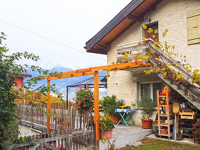 Salins - Villa individuelle 4.5 pièces