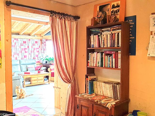 Bien immobilier - Salins - Villa individuelle 4.5 pièces