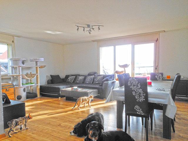 Lentigny - Magnifique Appartement 4.5 pièces - Vente immobilière
