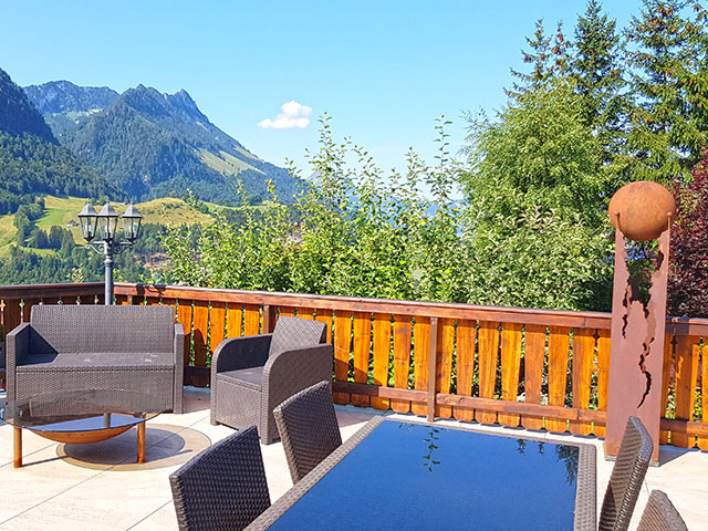 Charmey -Chalet 6.0 rooms - purchase real estate chalet in the mountains
