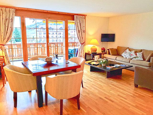Charmey - Magnifique Appartement 5.5 pièces - Vente immobilière montagne alpes