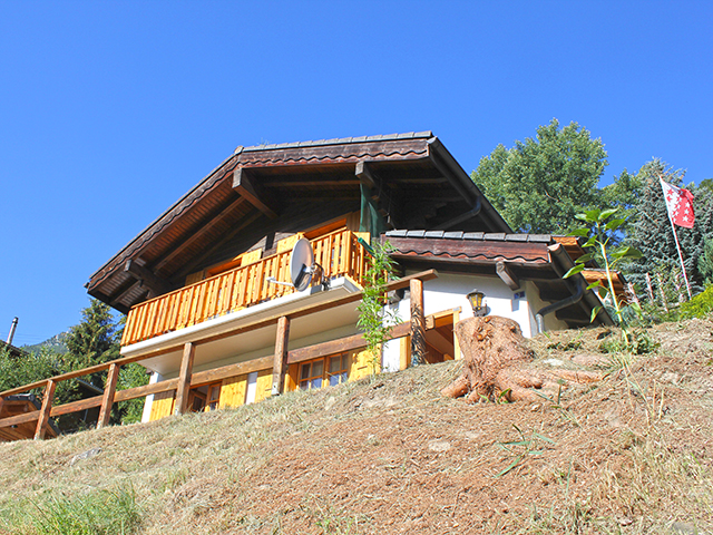 Nendaz -Chalet 4.5 rooms - purchase real estate