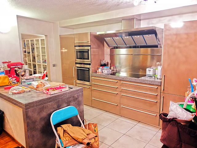 Thônex TissoT Immobiliare : Duplex 5.5 rooms