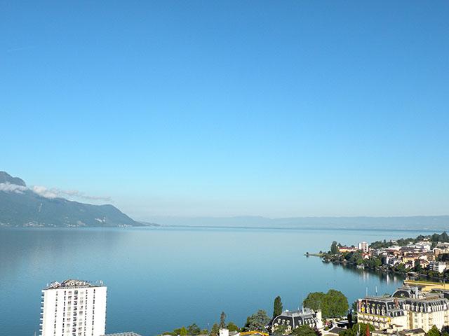 Montreux - Magnifique Appartement 3.5 pièces - Vente immobilière montagne alpes