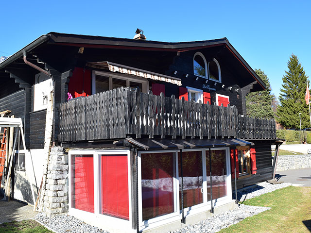 Ovronnaz -Chalet 4.5 rooms - purchase real estate