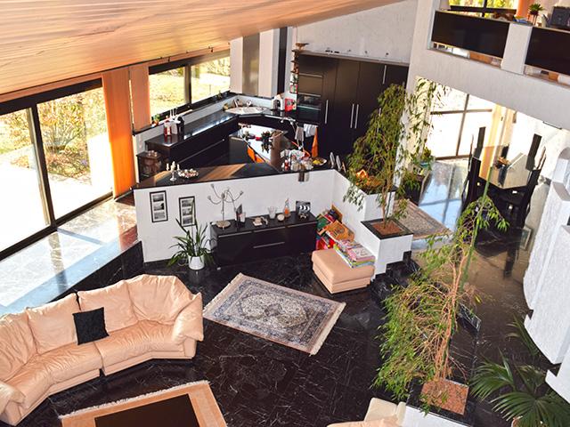 Bulle - Magnifique Villa individuelle 7.5 pièces - Vente immobilière montagne alpes