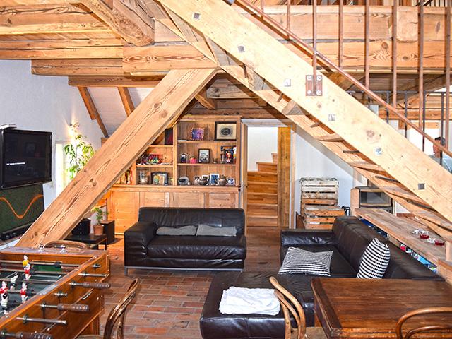 Mézières FR - Immeuble commercial et résidentiel 19.0 Zimmer - Immobilienkauf