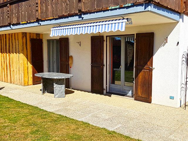 Charmey - Appartement 3.5 Zimmer - Alpine Real Estate Immobilien Alpen Berge TissoT