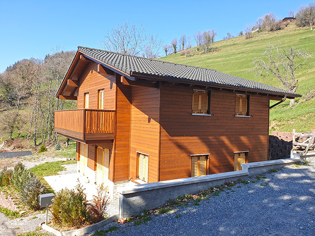 Ollon VD -Chalet 5.5 rooms - purchase real estate prestige charme luxury