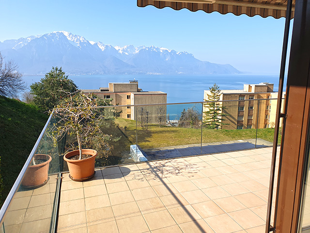 Montreux - Appartement 5.5 Zimmer - Lux-Homes Seeufer Seeanstoss Immobilien Prestige Charme Luxus TissoT