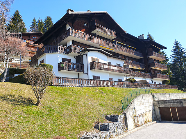 Arveyes -Wohnung 3.5 rooms - purchase real estate apartment in the mountains
