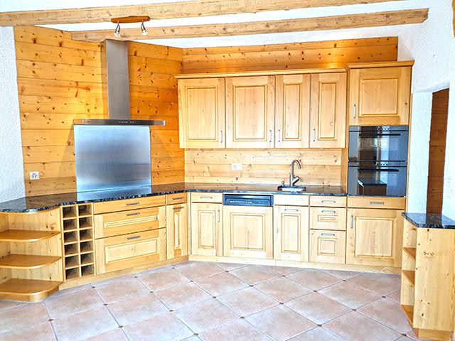 Arveyes TissoT Immobilier : Appartement 3.5 pièces