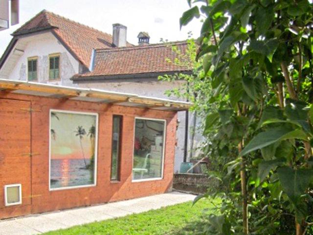 Romont FR 1680  FR - Maison villageoise 4.5 pièces - TissoT Immobilier