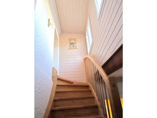 Bien immobilier - Romont FR - Maison villageoise 4.5 pièces