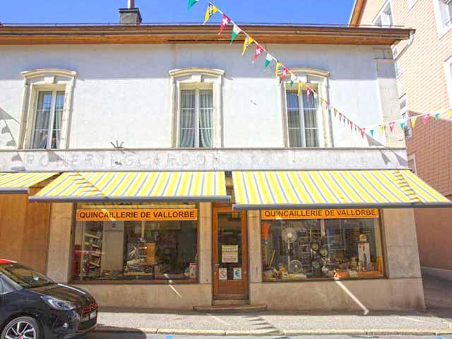 Vallorbe  - Immeuble 4.0 pièces