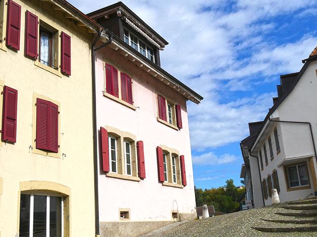 Bien immobilier - Boudry  - Immeuble locatif 12.0 pièces