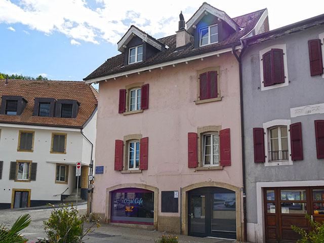 Boudry  2017 NE - Immeuble locatif 12.0 pièces - TissoT Immobilier