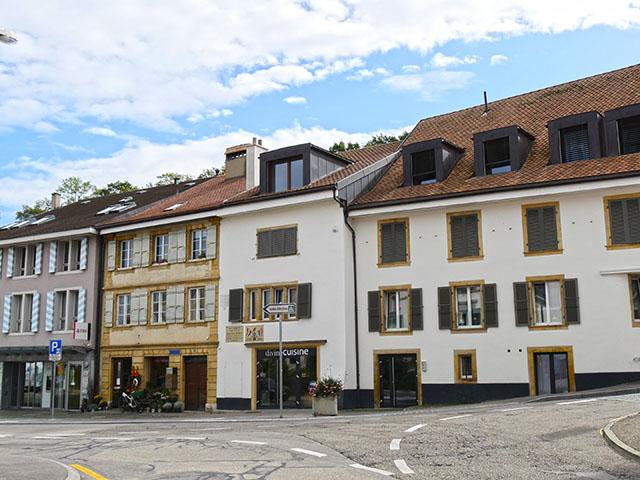 Boudry  TissoT Immobilier : Immeuble locatif 12.0 pièces