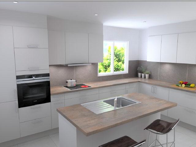 Bien immobilier - Charmey (Gruyère) - Duplex 4.5 pièces