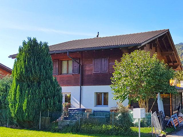 Charmey (Gruyère) 1637 FR - Duplex 4.5 pièces - TissoT Immobilier