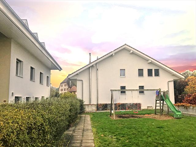 Colombier TissoT Immobilier : Duplex 5.5 pièces