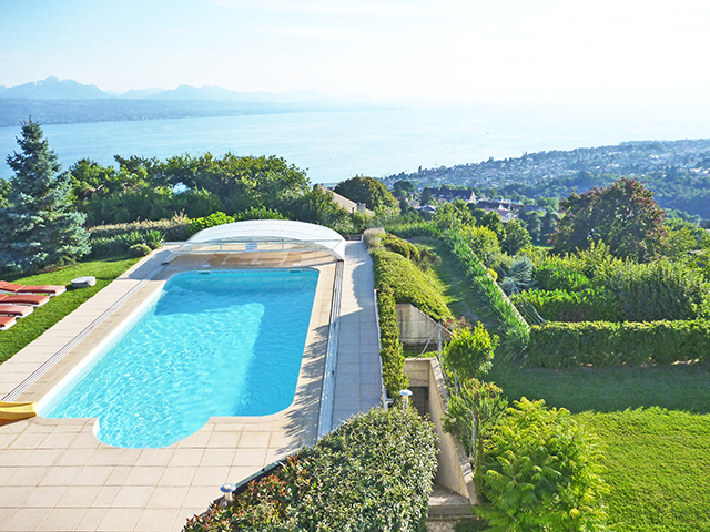 Belmont-sur-Lausanne  -Einfamilienhaus 11 rooms - purchase real estate prestige charme luxury