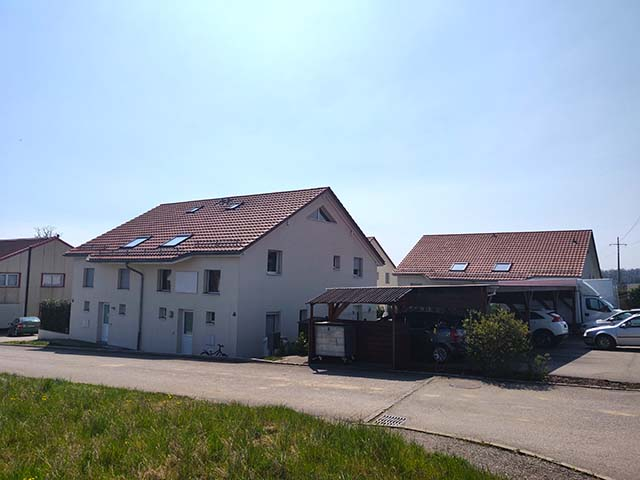 Luins TissoT Realestate : Villa mitoyenne 4.5 rooms