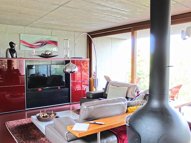real estate - Ecublens VD - Villa individuelle 6.5 rooms