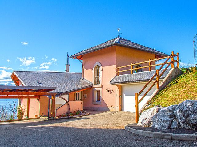 real estate - Grandvaux - Villa individuelle 11.0 rooms