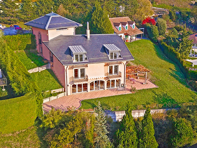 Grandvaux 1091 VD - Villa individuelle 11.0 rooms - TissoT Realestate