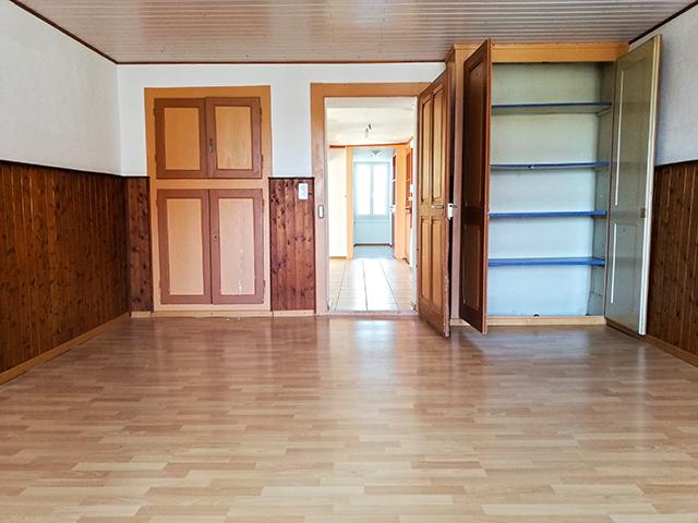Bien immobilier - Arnex-sur-Orbe - Appartement 6.5 pièces